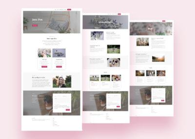 Naturopathe | Webdesign